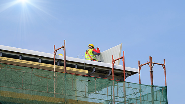 Expert Super Seal Roofing and Tuckpointing Chicago Industrial Roofing